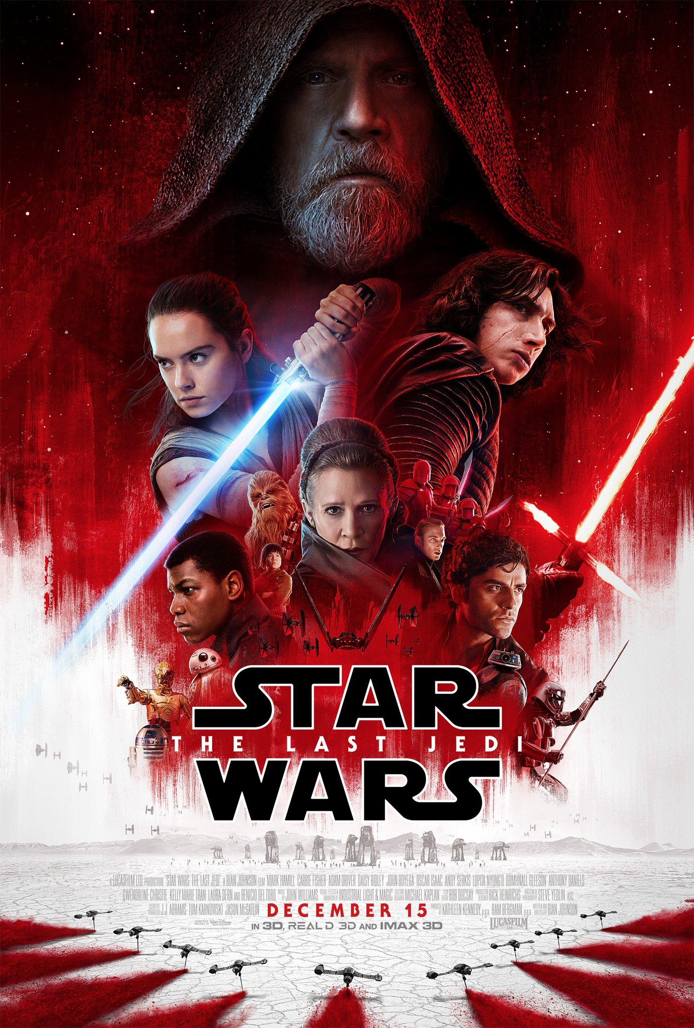 Star Wars: The Last Jedi. Star Wars: The Last Jedi. In Barcelona ...