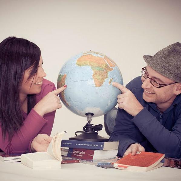 Cristina y JOsé - Ahora toca viajar