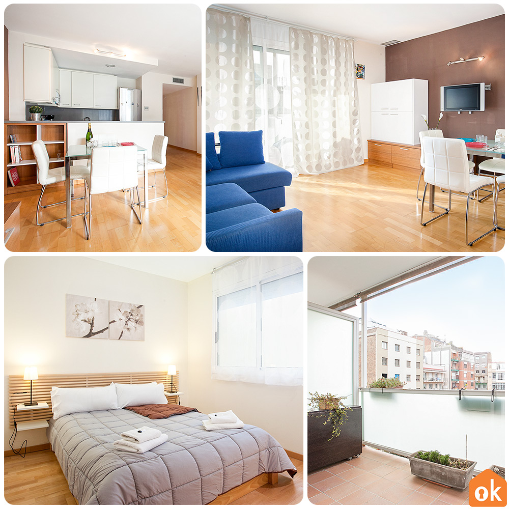 Modern Apartments Barcelona: Selection Of Best Apartments For New Year's Eve In Barcelona