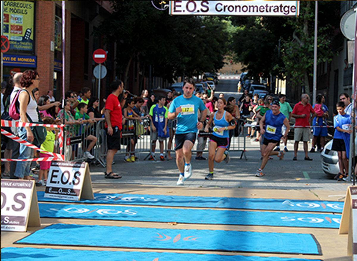 Maratona Barcellona Poble Sec