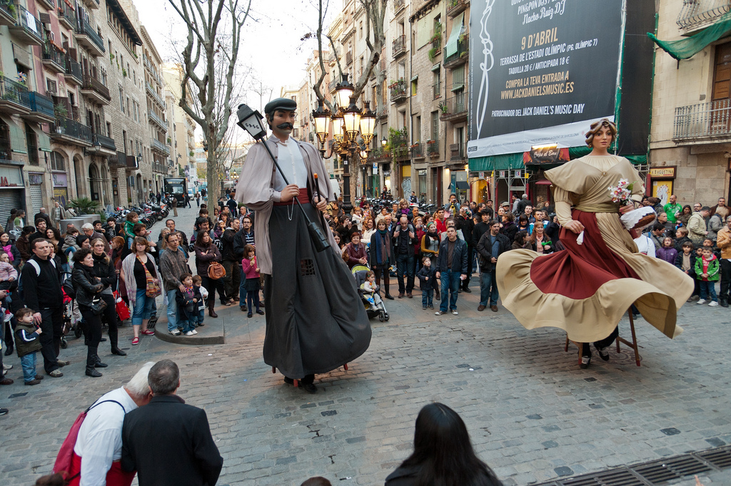 Festa Major del Casc Antic, Barcelona Street Festivals