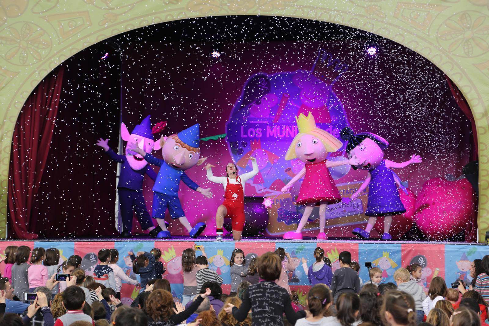 Estas Navidades Visita El Festival De La Infancia De Barcelona