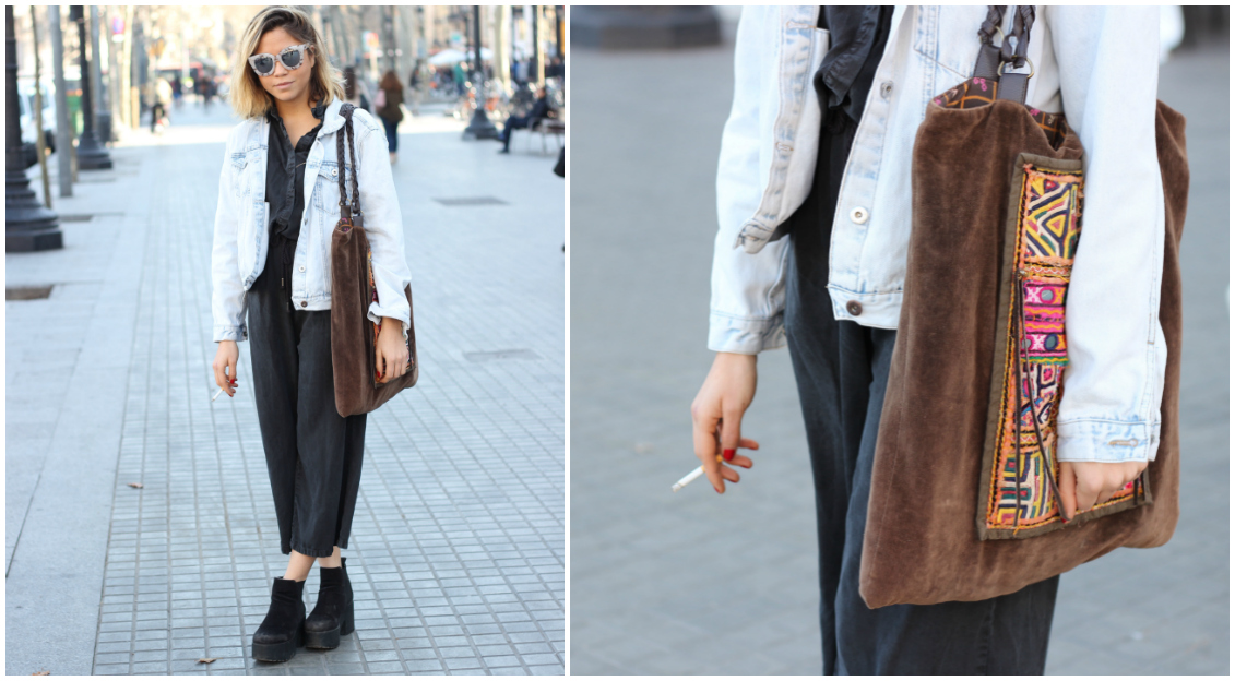 barcelona daily fashion styles city trends
