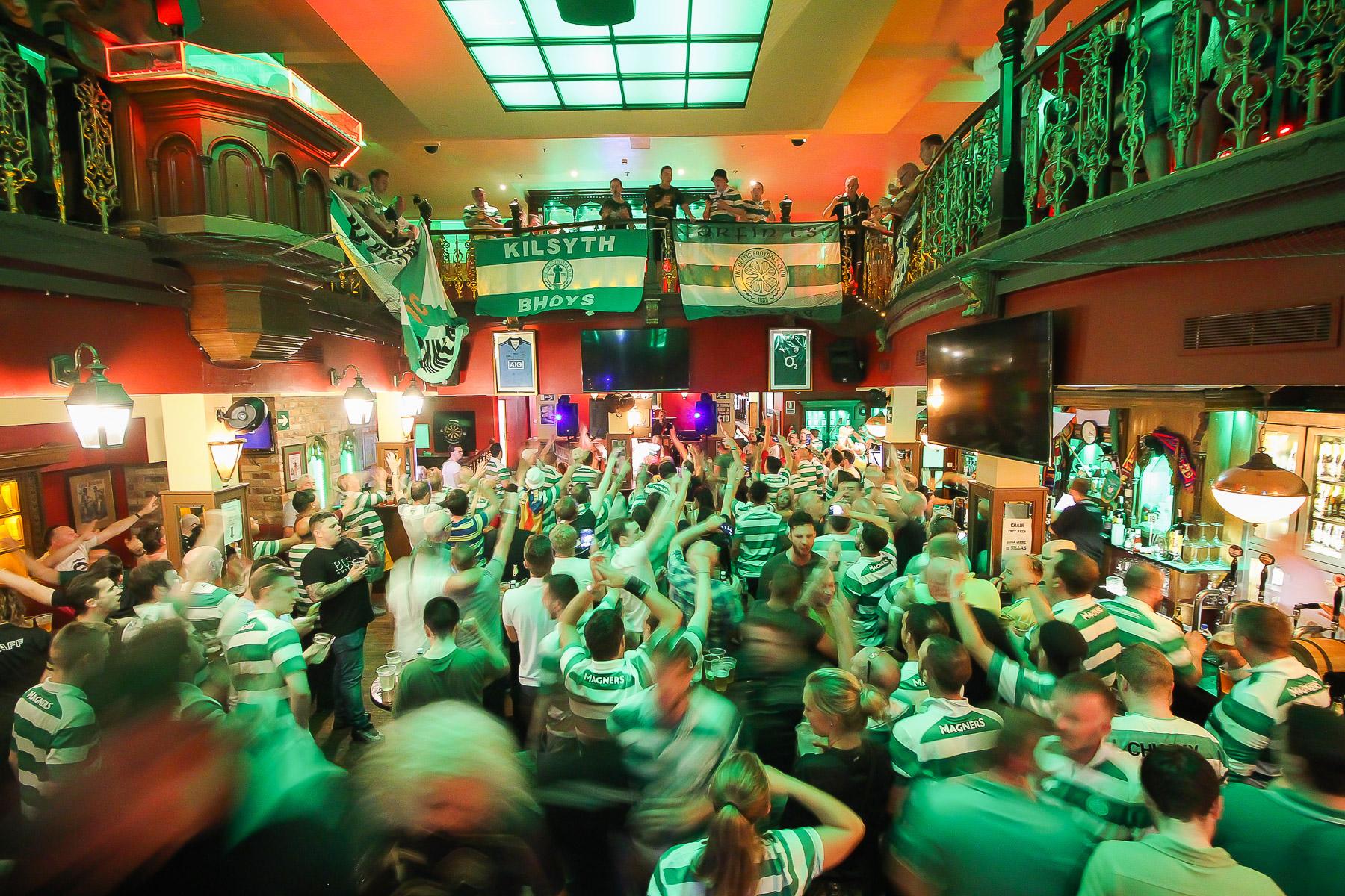 Die besten Bars für den Klassiker Barcelona - Madrid