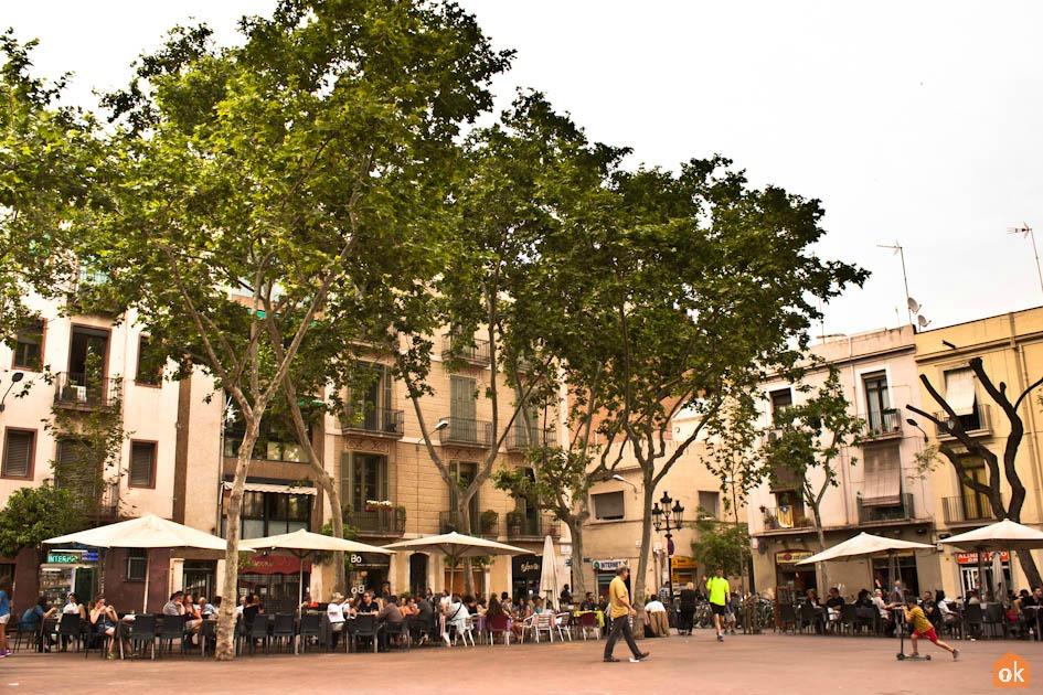 Descubre el barrio gr cia de barcelona for Quartiere gracia barcellona