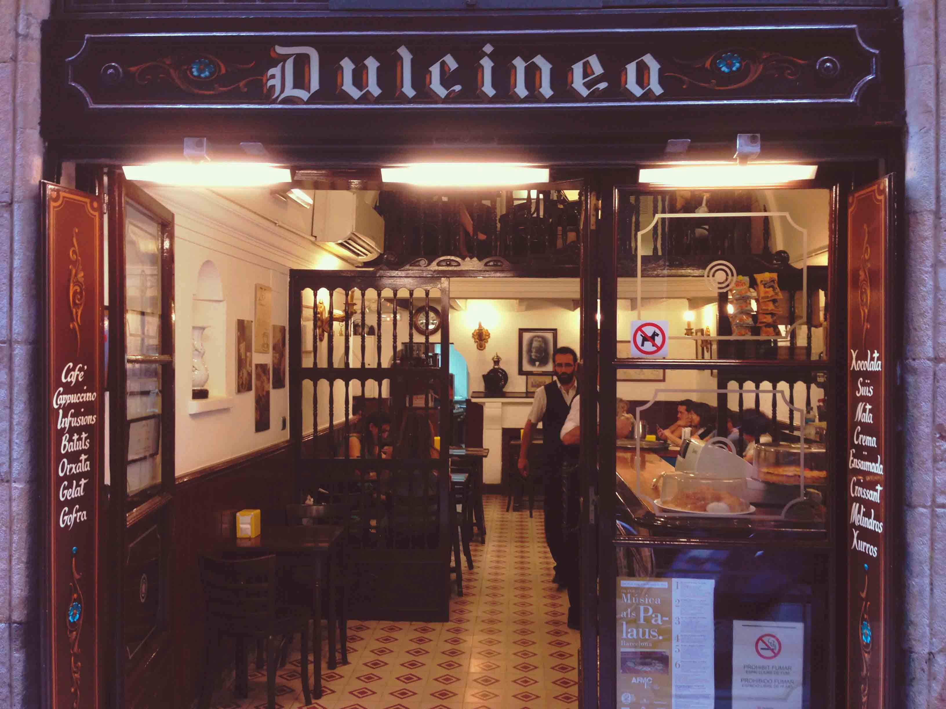 Les endroits où prendre un chocolat chaud et des churros à Barcelone