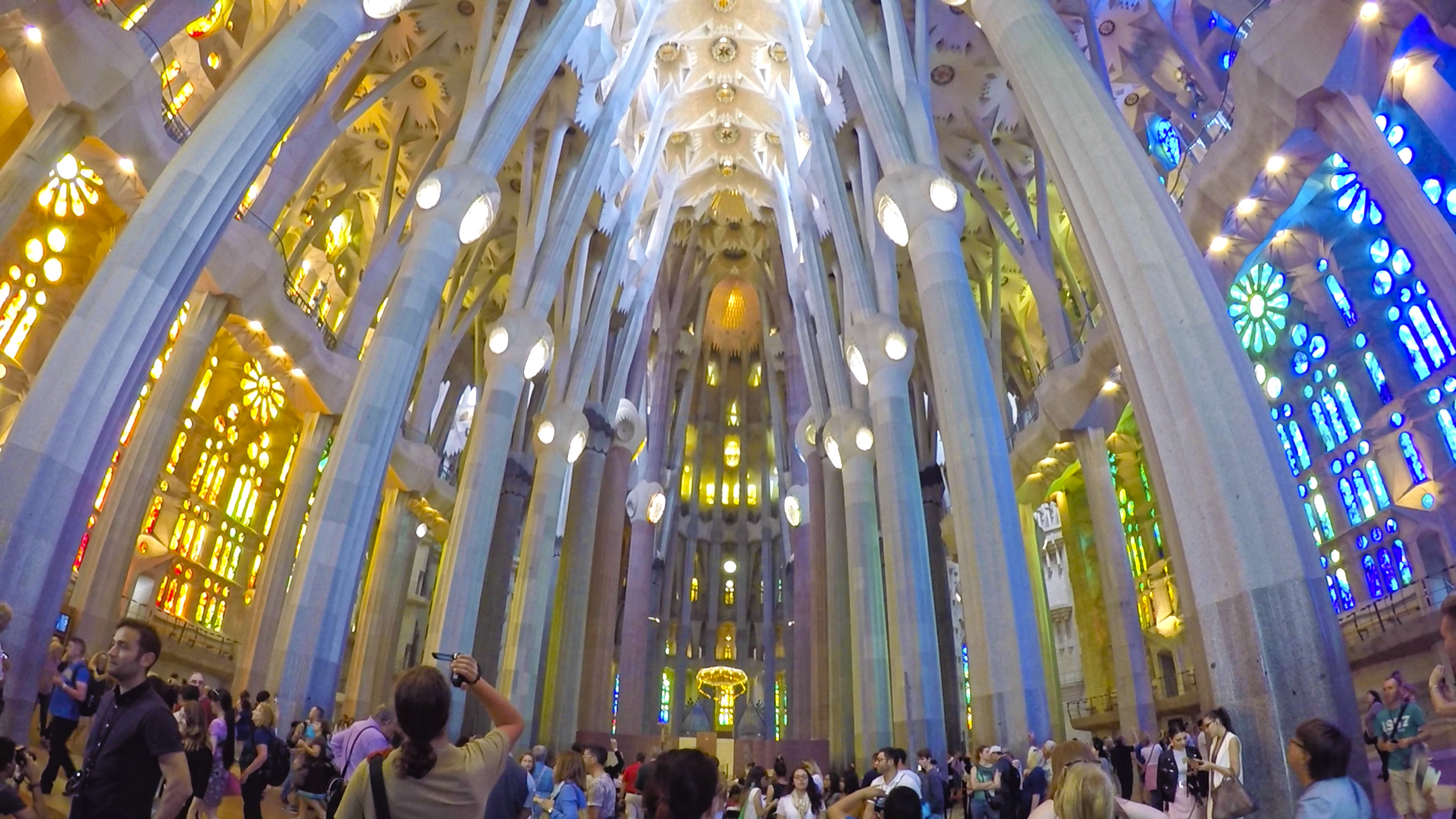 Short history of the sagrada familia for La sagrada familia en barcelona