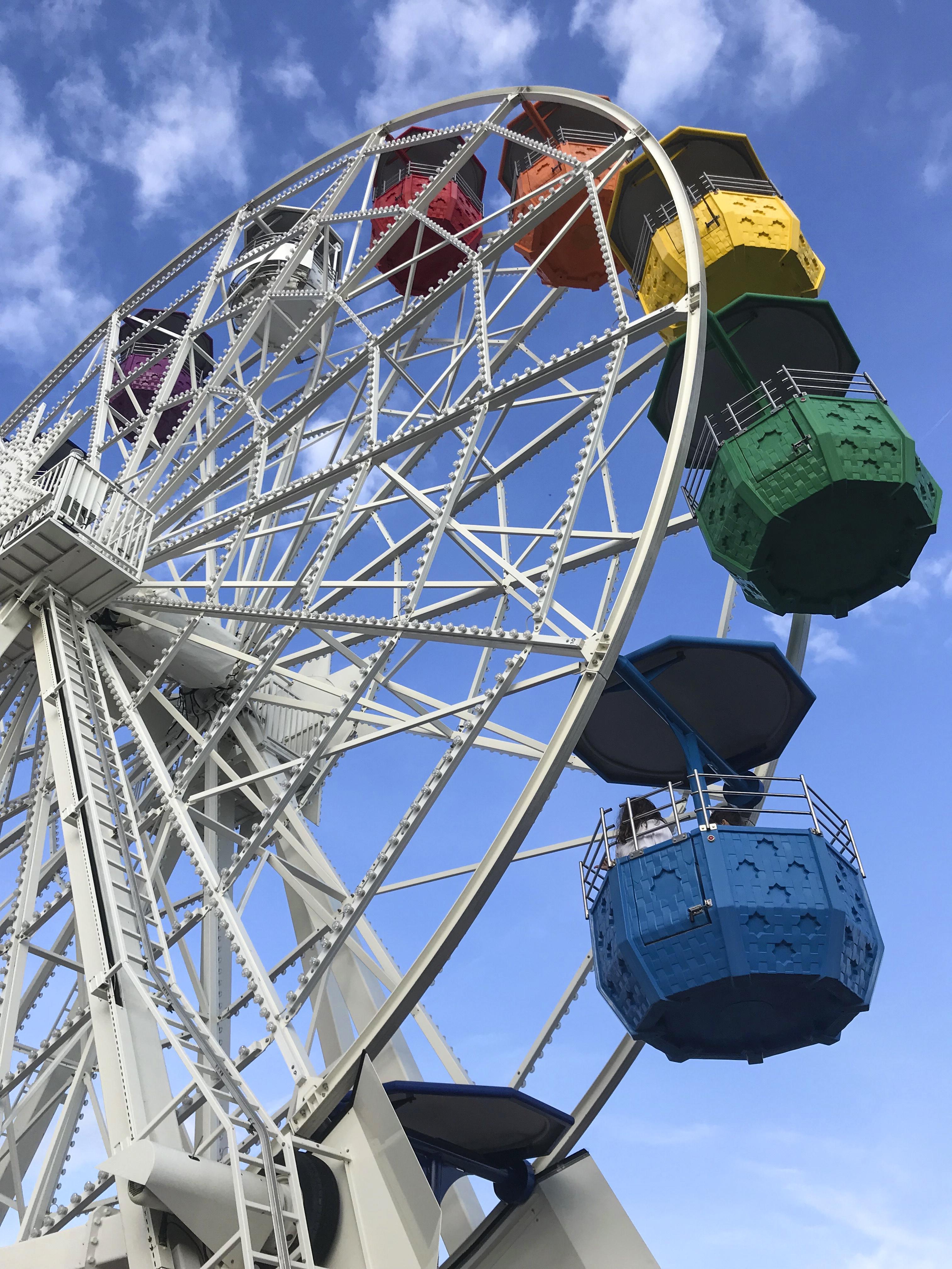 Der Tibidabo Freizeitpark