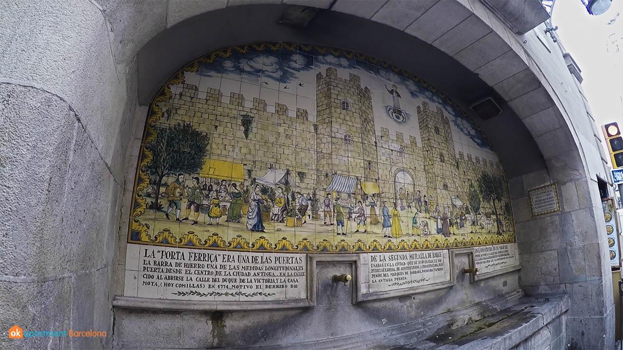 gotische viertel barcelona
