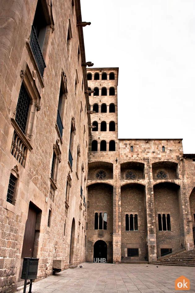 Alla scoperta della barcellona romana for Ostelli barcellona centro economici