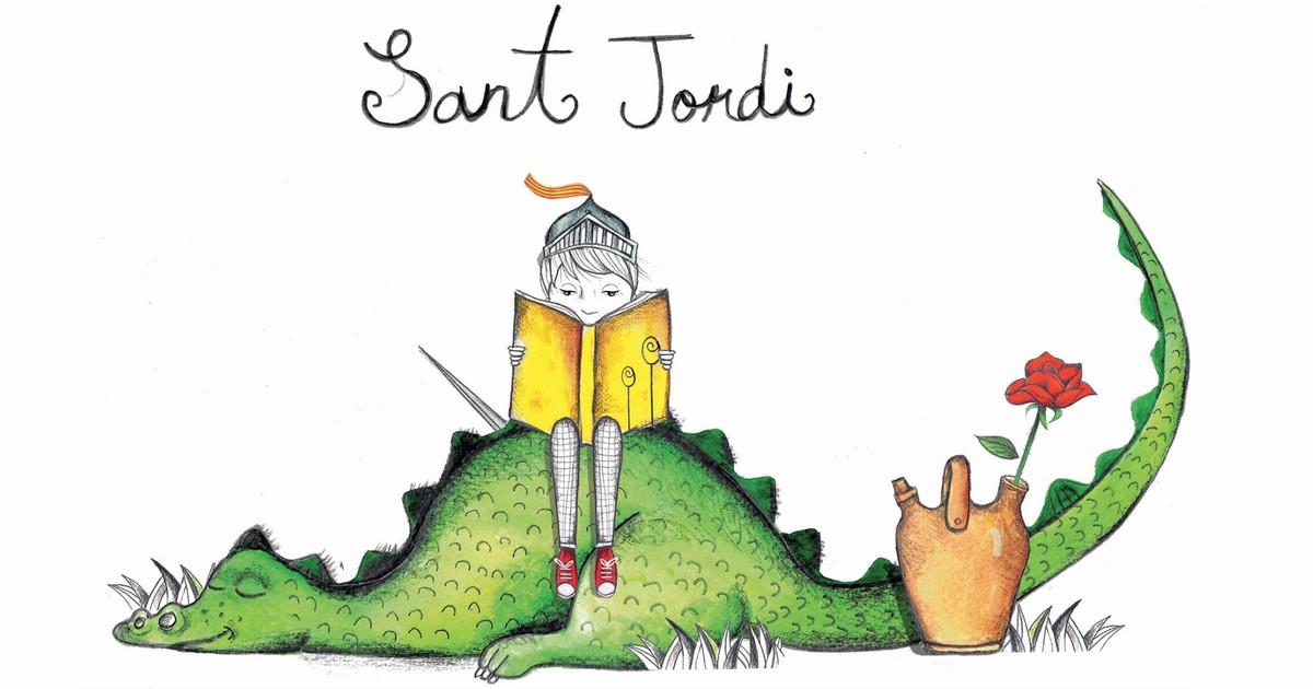 Descubre el día más romántico de Cataluña: Sant Jordi