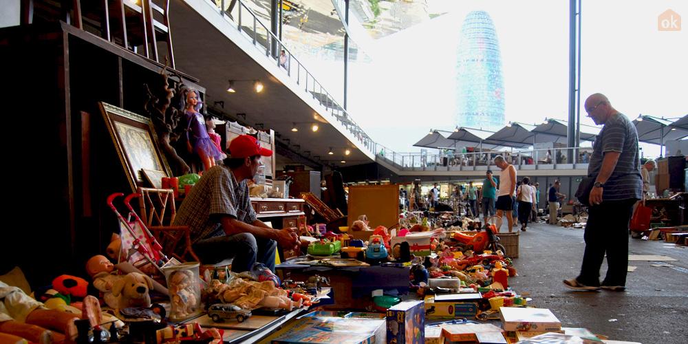 Uno dei mercati pi antichi d 39 europa si trova a barcellona - Encantes barcelona ...