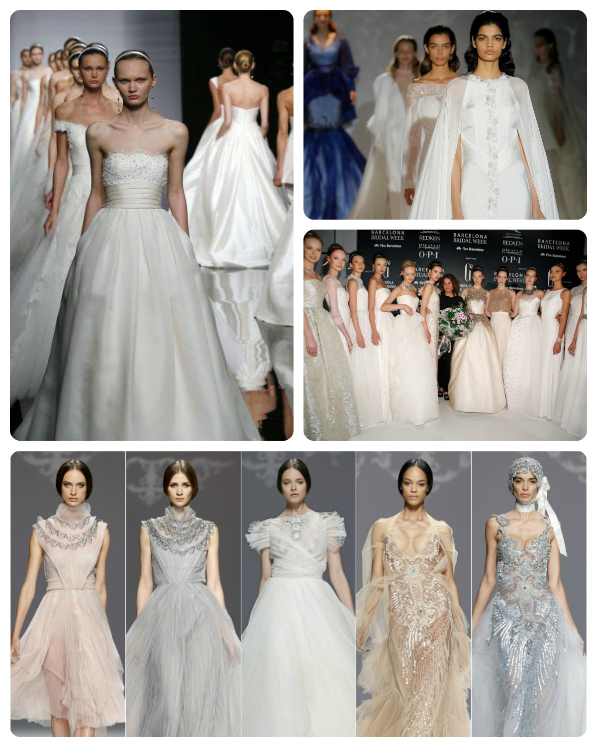 Barcelona Bridal Week - The biggest bridal event in the world