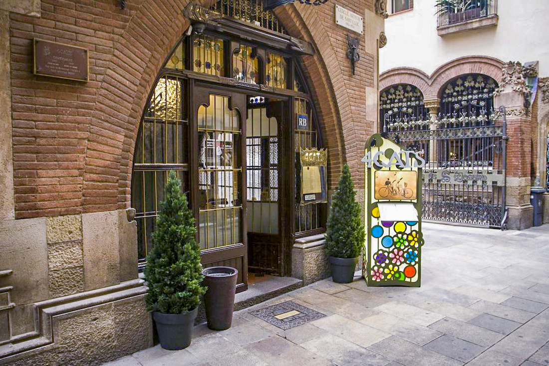 Restaurant Gats Barcelona : Following in the footsteps of picasso in the catalan capital