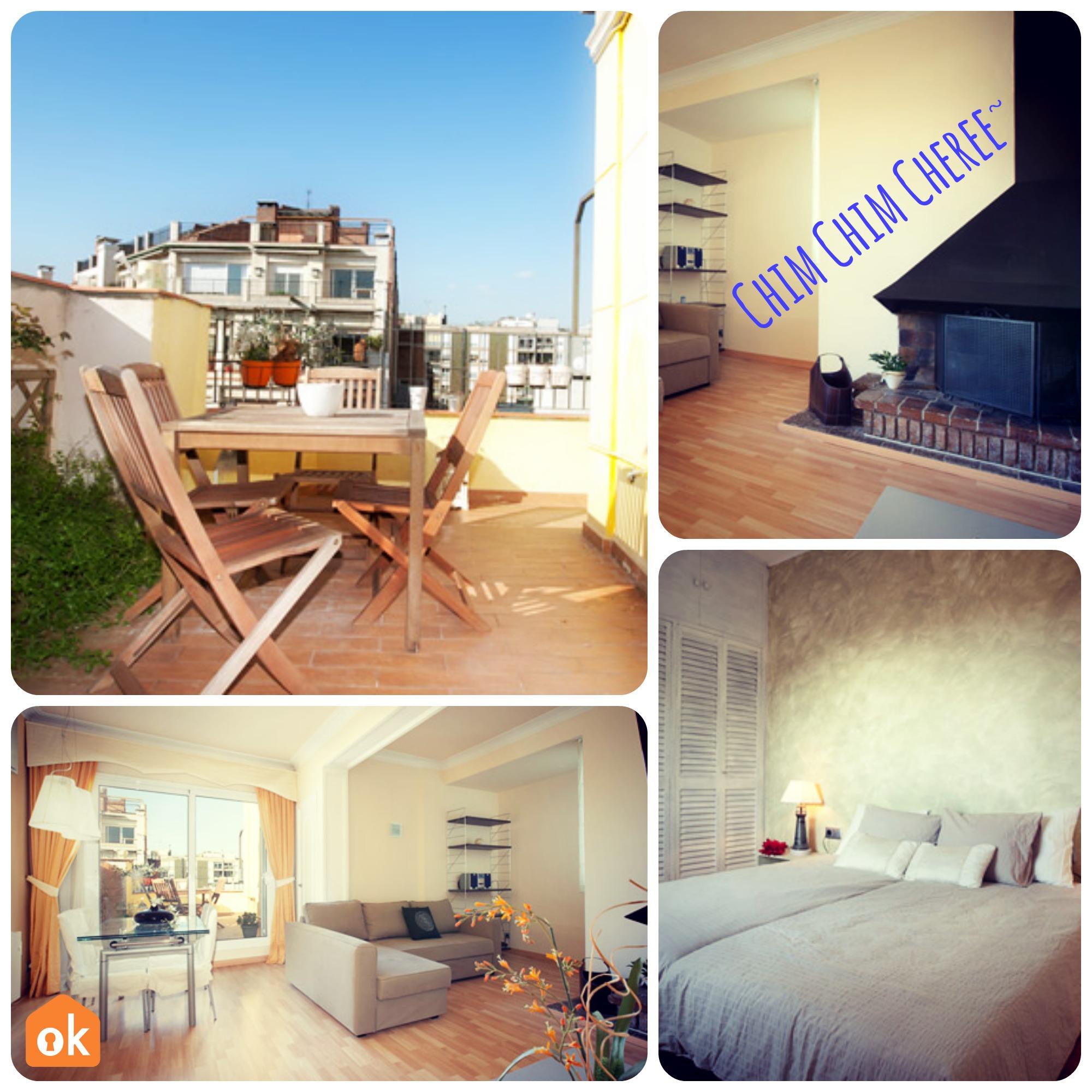 Envie d 39 une terrasse dans votre appartement - Appartement decoration design glamour vuong ...
