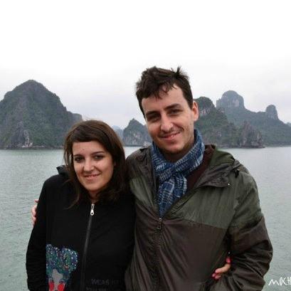 Roberto y Letizia - Mochileando por el mundo