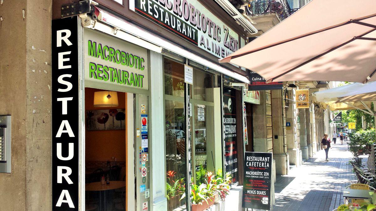 D nde comer vegetariano y vegano en barcelona for Los restaurantes mas clandestinos y secretos de barcelona
