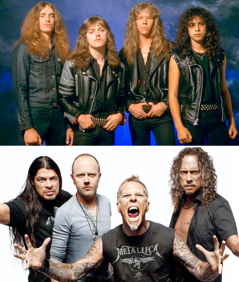 Metallica concert in barcelona memory remains is the exhibition about the life of the band m4hsunfo Gallery