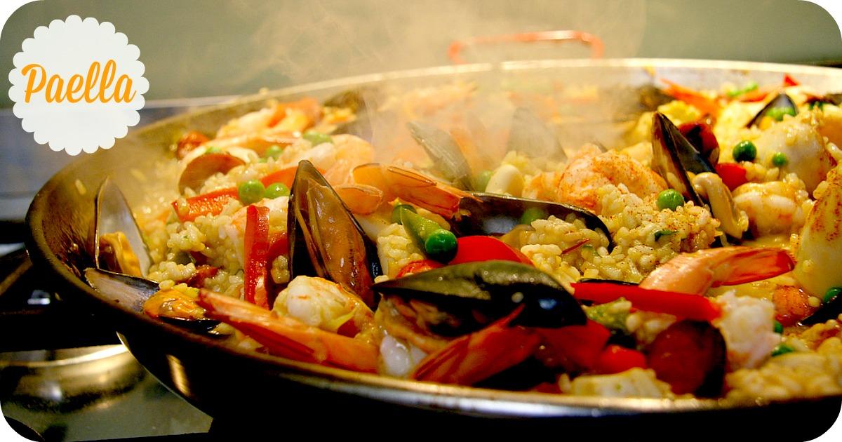 maträtter i spanien