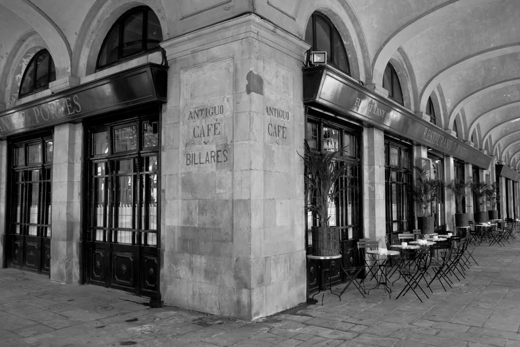 Siguiendo los pasos de picasso en la capital catalana - Restaurante 7 puertas barcelona ...