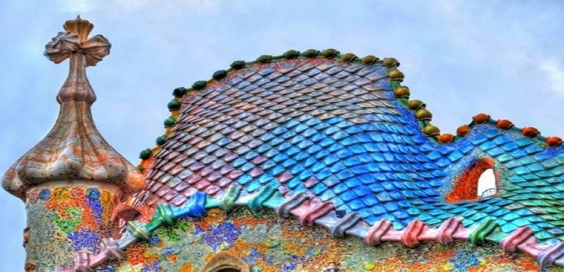 Tetto Casa Batlló