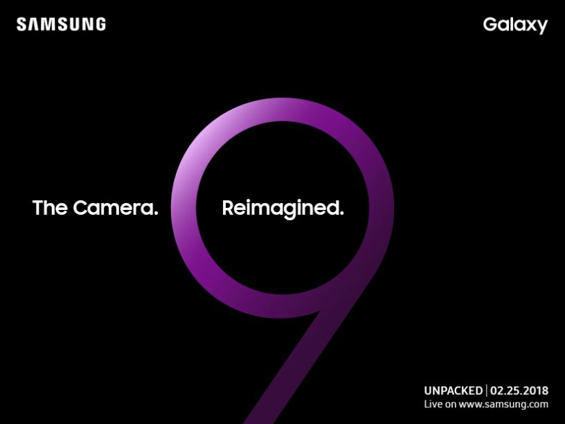 Samsung Galaxy S9 is launched