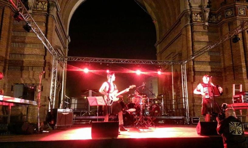 Konzerte in Passeig de Lluis Companys