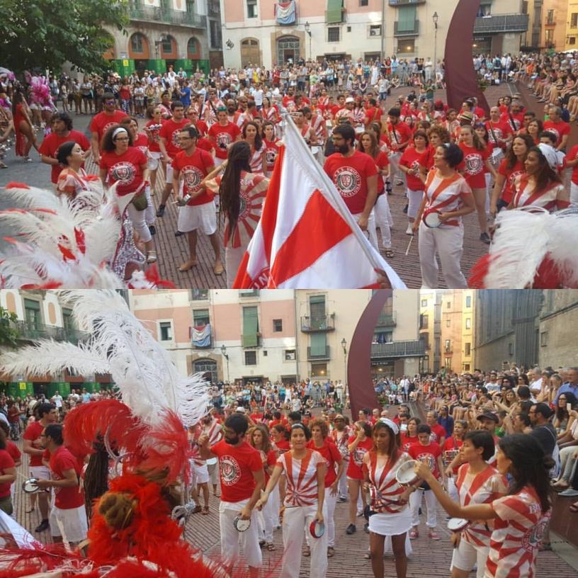 Samba-tanz