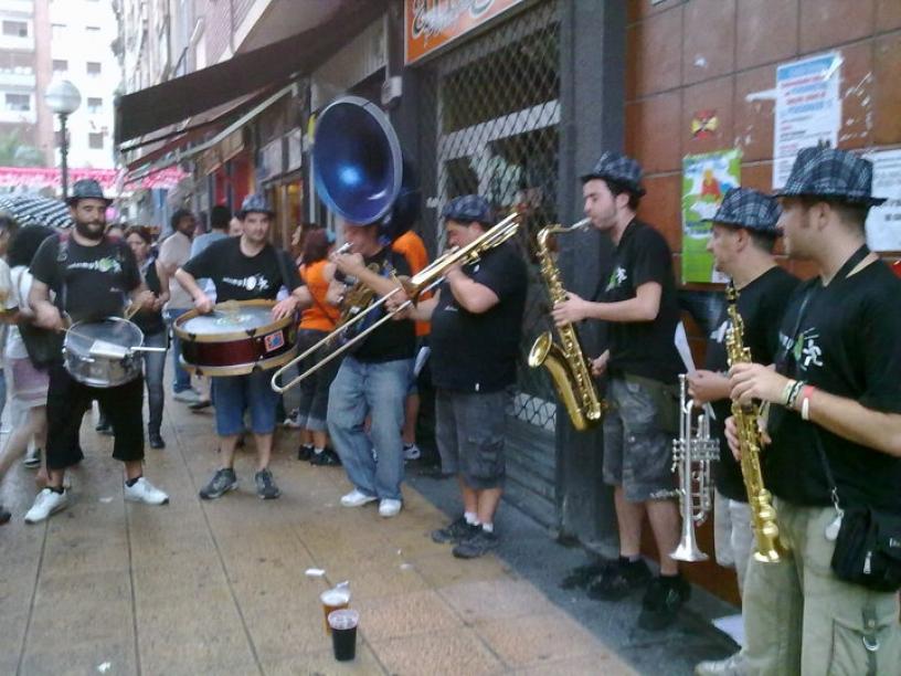 muzycy Bilbao