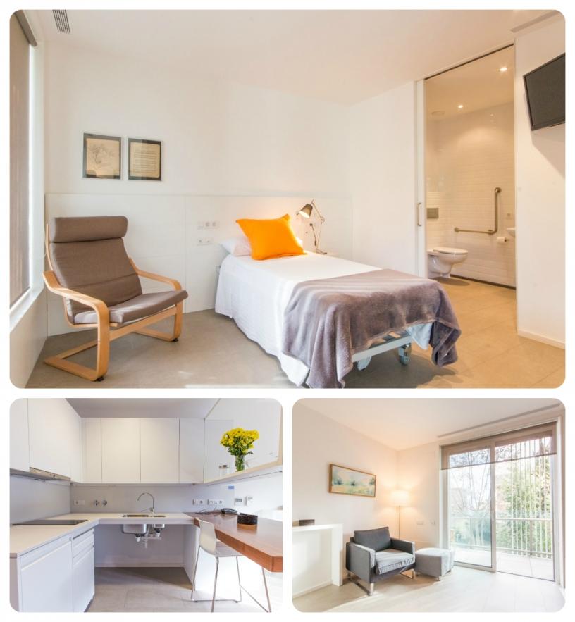 Apartamentos adaptado para viajeros minusvalidos en Barcelona