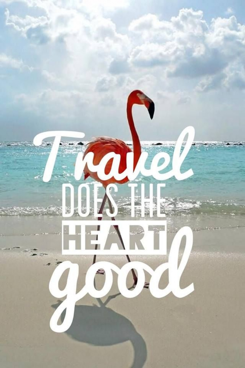 Inspiring quotes about travel
