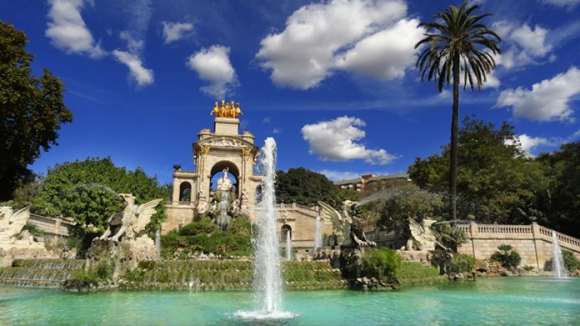 Parco della Ciutadella a Barcellona