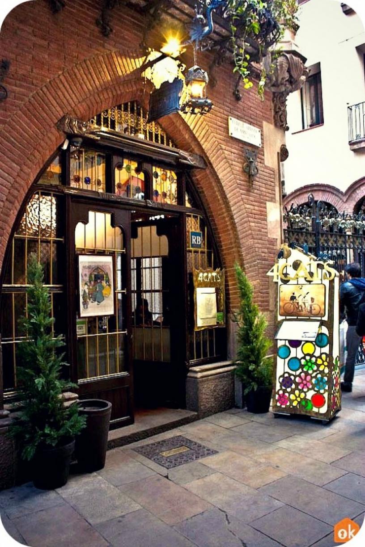 Restaurant Els 4 Gats Barcelona