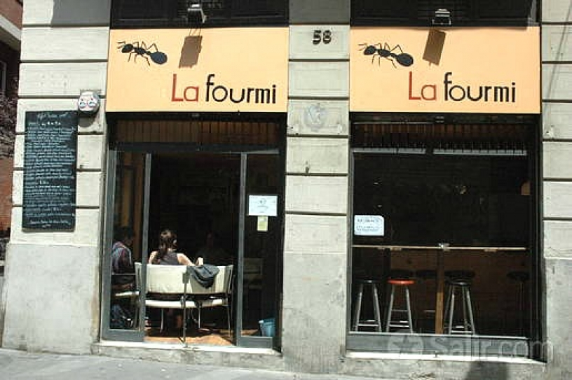 Bar La Fourmi