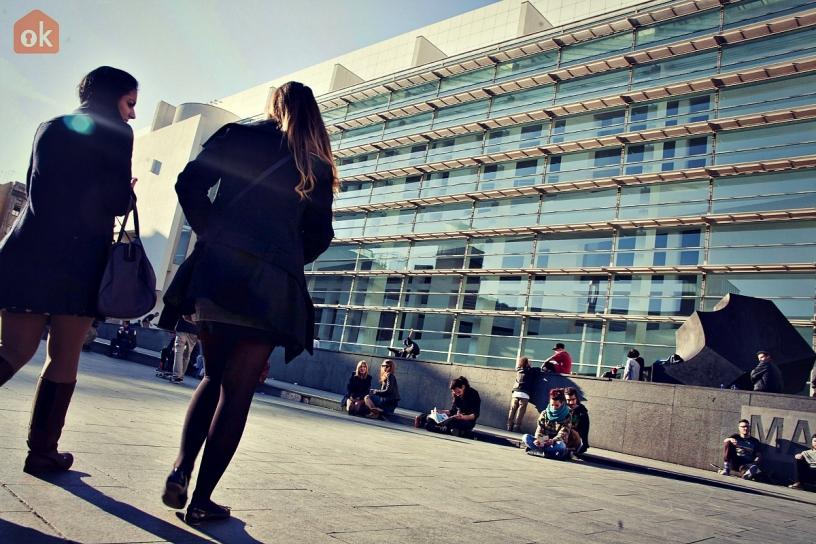 Aktivitäten im Herbst in Barcelona