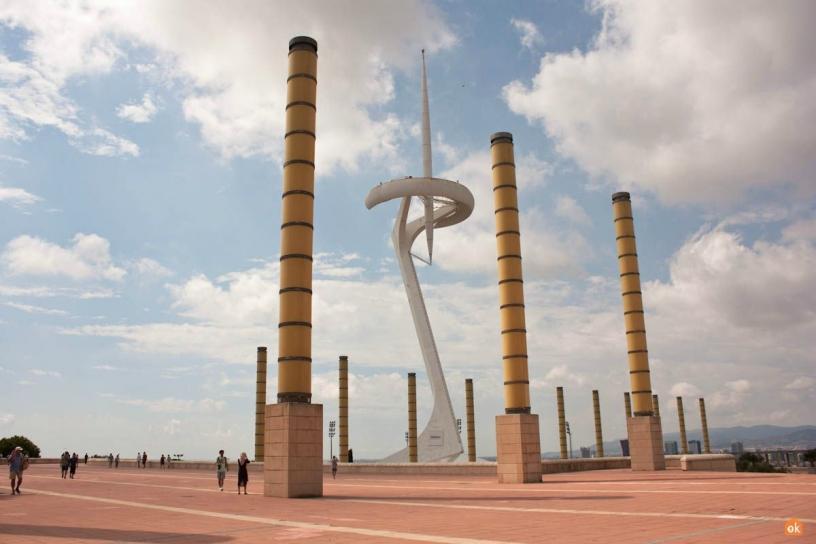 Anillo Olímpico Barcellona