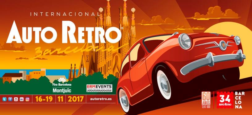 Auto Retro 2017 poster