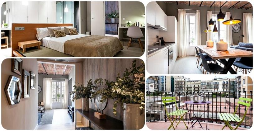 Квартира Catalunya Batlló – идеальное место для командировки в Барселону