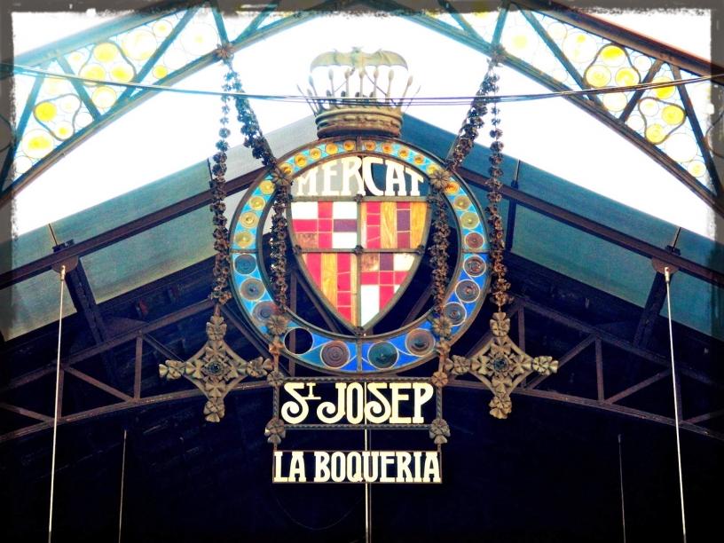 Il mercato della Boquería