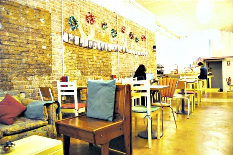 Babelia Café Барселона