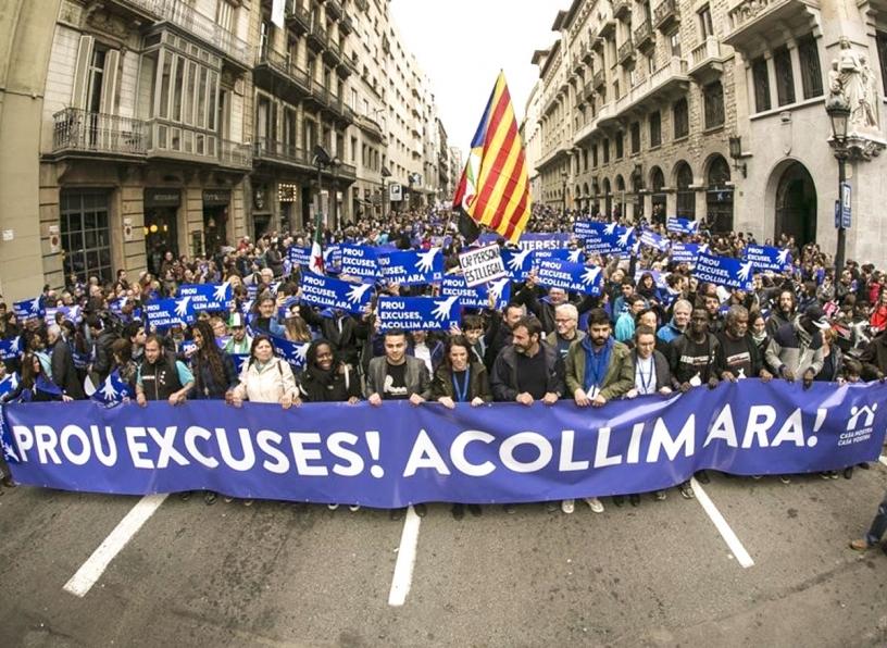Barcelona quiere acoger
