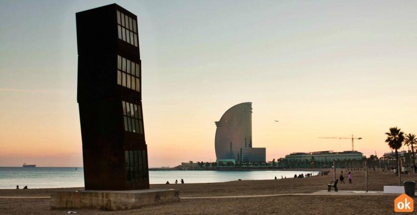 Barcelona Strand, Barceloneta