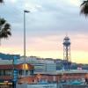Funicular Montjuic Barcelona