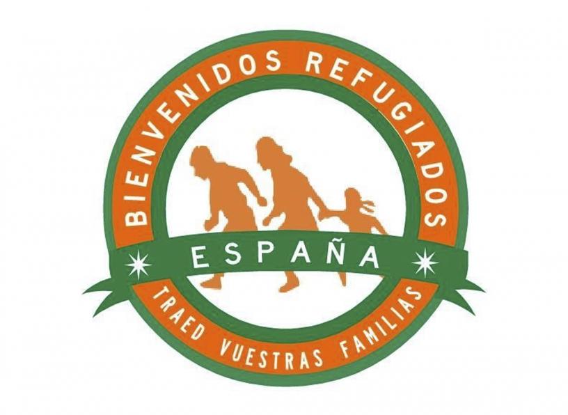 Charity Bienvenidos Refugiados España
