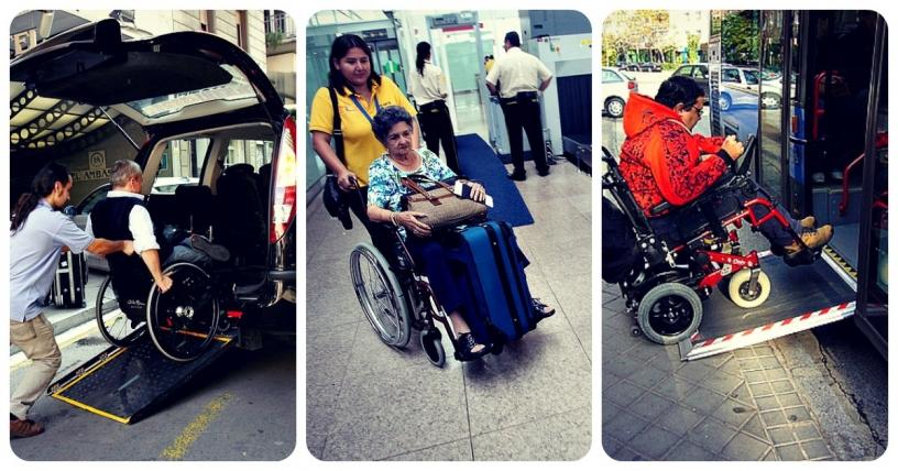 barcelona para discapacitados