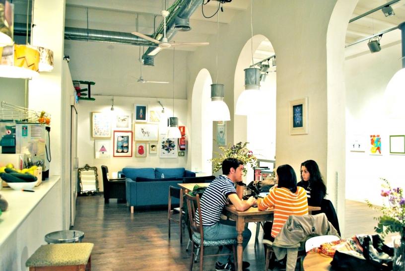 Cosmo Café Барселона