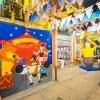 Calles decoradas en las fiestas de Gracia 1