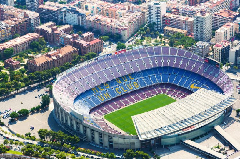 project espai barça and the new camp nou!