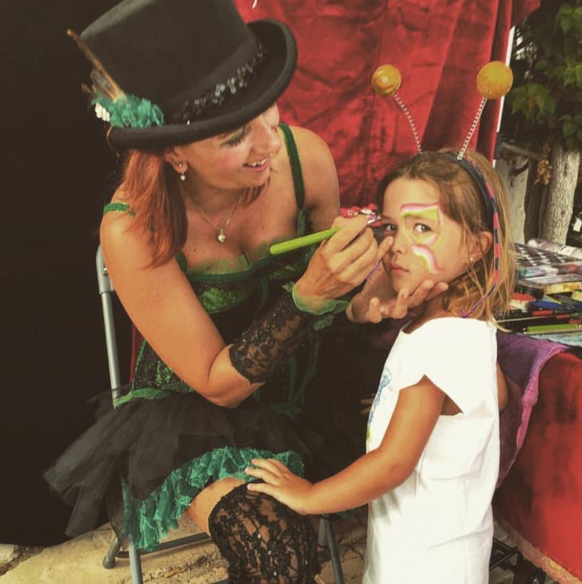 Actividades para niños al Nomad Festival
