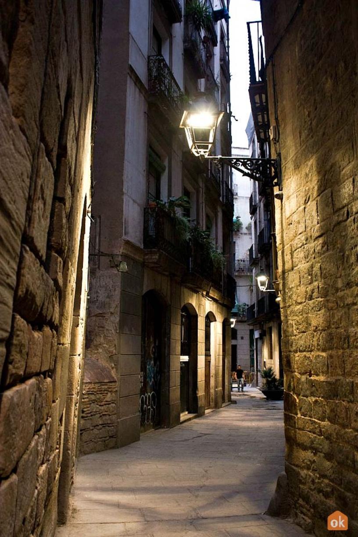 Carrer de la Fruta Barcelona